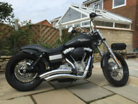 Harley-Davidson FXDB STREET BOB 1584 09