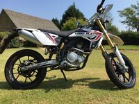 Fantastic learner legal 125cc, easy upgrade from a 50cc. Owned from new.