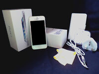 'APPLE IPHONE 5' - 16GB - White & Silver (EE Network) Smartphone
