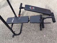 SET OF TWO BENCHES FOR HOME GARAGE GYM FREE DELIVERY IN LIVERPOOL