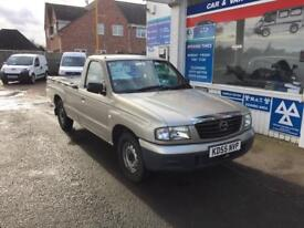 Mazda B2500 4x2 pick up clean low mileage ford ranger