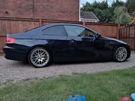SOLD***************2007 BMW E92 Coupe 320i 170bhp - Will consider swap