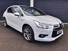2014 CITROEN DS4 DSTYLE AIRDREAM 1.6 HDI NOT DS3 DS5 C3 C4 C5 PEUGEOT 308 VW GOLF ASTRA FOCUS CIVIC
