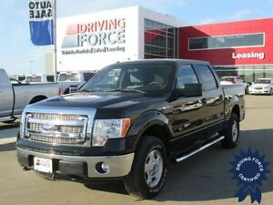 2014 Ford F-150 XLT - Super Crew, Auto-Off Headlights, 43,482 KM