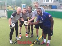 Teams wanted for 5-a-side leagues in London Bridge!