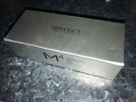 SEACRET M4 MINERAL RICH MAGNETIC MUD MUSK - WITH DEAD SEA MINERALS