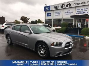 2014 Dodge Charger SXT  Sunroof  Heated seats  Bluetooth