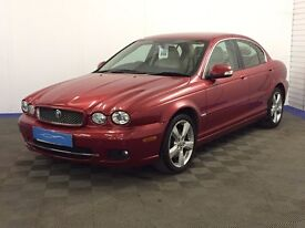Jaguar X-Type SE 2009 with No Credit Scoring Finance* and a free Samsung Tablet!**