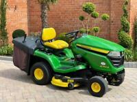 """John Deere X350R Ride on mower - 42"""" deck - lawnmower / Honda / Kubota / Toro"""