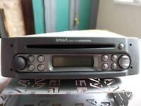 SMART cd radio player