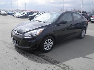 2016 Hyundai Accent GL/ Hetaed Seats/Blue Tooth/ AUX