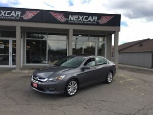 2013 Honda Accord TOURING AUT0 NAVI LEATHER SUNROOF 133K