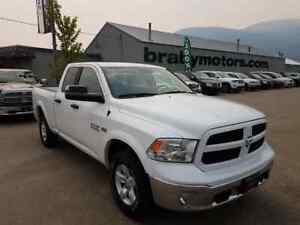2017 RAM 1500 Outdoorsman Quad Cab