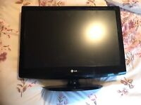 LG 22inch freeview TV!