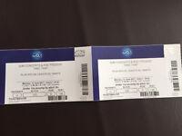 Take That Tickets X 2 London O2 - Monday 12th June 2017