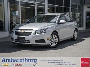 2013 Chevrolet Cruze - REMOTE START, BACKUP CAM, CRUISE CONTROL!