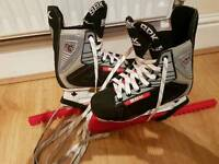 Ice skates size UK 4.5