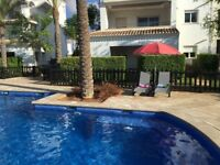 South Spain 2 BR Vacation Villa