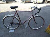 Raleigh Royal 531ST Classic Retro Touring Bike Randonneur Workshop Refurbished Located Bridgend