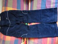 Rip curl boys trousers