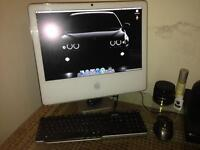 "iMac 5,1, Core 2 Duo 2.16 GHz, 2GB RAM, 250GB HDD, 20"" inches"