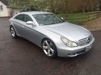 For sale //////// 2005 (diesel) Mercedes Cls coupe