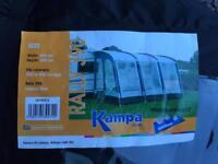 Kampa Rally 390 Awning blue