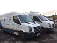 Volkswagen crafter cr 35 109 blue tdi 2.5 Diesel 2010 year