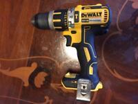 2x Dewalt DCD795 XR 18v Brushless Hammer Drill Driver