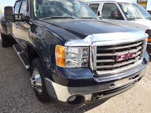 2008 GMC Sierra 3500HD SLT & LEATHER & XM SATELLITE RADIO &