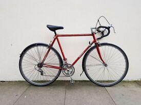 1986 Dawes Galaxy vintage touring bike. Reynolds 531st. Fully serviced.