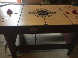 Air Hockey table - 6ft