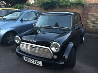 Mini for sale MOT till March 17 - awesome little car. Very reluctant sale