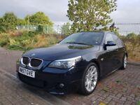 BMW 5 Series 3.0 525i M Sport 4dr