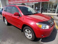2008 TOYOTA RAV4 LIMITED TOIT-MAGS ET INTÉGRALE