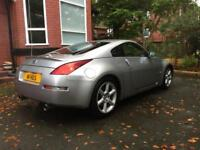 Nissan 350z 2005 . Fsh/low mileage/ low road tax