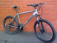 Specialized mountain bike - Aluminium frame !