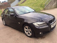 2010, BMW 3 SERIES 2.0 320D EFFICIENTDYNAMICS 4d 161 BHP 1 PREVIOUS KEEPER, LONG MOT £20 ROAD TAX
