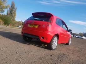 Ford fiesta st st150 very low miles