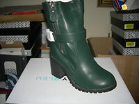 womens boots job lot x 10