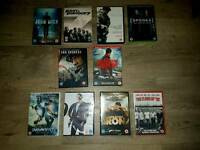 DVD bundle 10 in total great films 4 films are new & sealed
