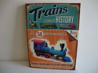 TRAINS - A COMPLETE HISTORY