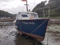 Colvic 20 boat