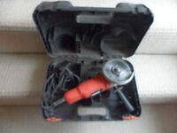 BLACK & DECKER ELECTRIC ANGLE GRINDER USED KG915