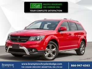 2017 Dodge Journey CROSSROAD | AWD | 7 SEATER |