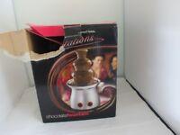 Russell Hobbs Temptations Chocolate Fountain (Box has tear)