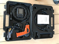 Wireless inspection camera with colour lcd monitor