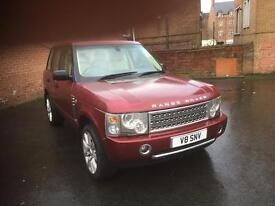 Range Rover vougue