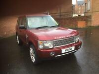 Range Rover vougue