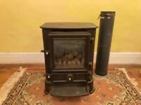 Gazco Stovax Brunel 8050 LPG Gas Stove